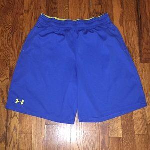 Men's Under Armour Athletic Shorts - Sz L